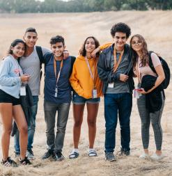 Six students from Cyprus and the UAE